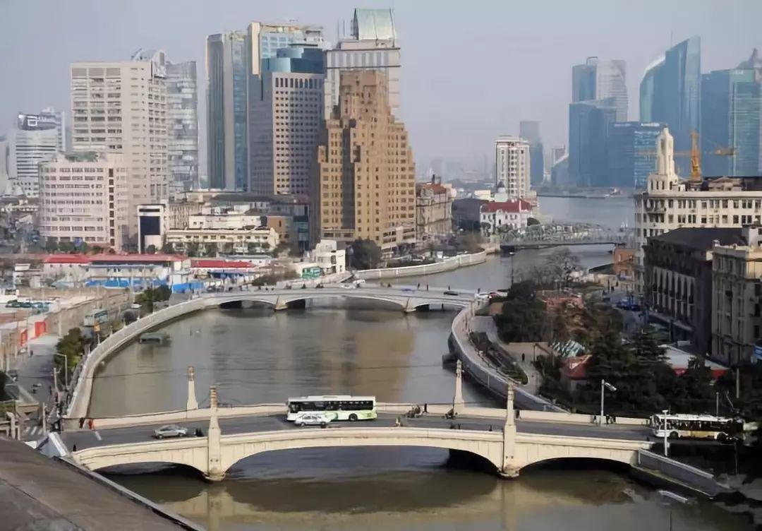 上海这些地标的曾用名 作为上海宁,侬晓得伐